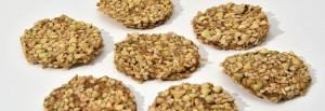 crackers de graines germées crues biologiques raw organic sprouted sedds crackers